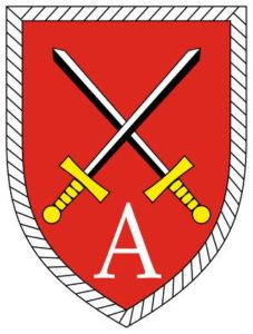 Эмблема командования боевой подготовки СВ бундесвера