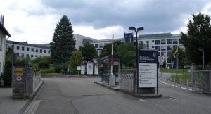 Госпиталь бундесвера г. Кобленц