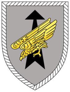Дивизия сил специальных операций бундесвера - эмблема