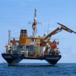 """Научно-исследовательское судно """"Планета"""", проект 751"""