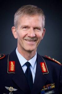 Генерал-лейтенант Мартин ШЕЛЛЯЙС
