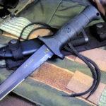 Боевой нож KM2000
