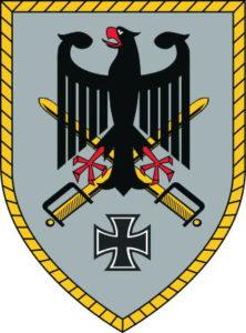 Эмблема ГК СВ бундесвера