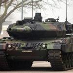 """танк """"Леопард 2А7"""