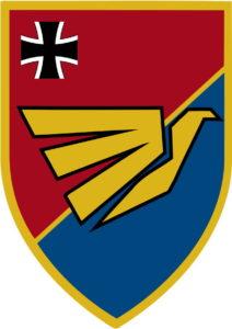 Командование сил ВВС бундесвера. Эмблема.