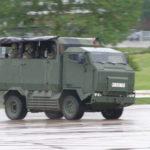 Транспортный автомобиль Мунго 3