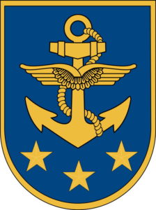 Главное командование ВМС Германии. Эмблема.