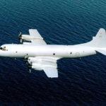 """Самолет береговой патрульной авиации P-3C """"Орион"""""""