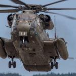 Транспортный вертолет Sikorsky CH-53