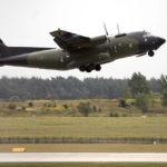 Тактический транспортный самолет Transall C-160D