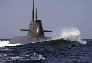 Подводная лодка проект 212 A