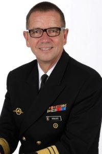 Вице-адмирал Андреас КРАУЗЕ