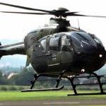 Учебный вертолет EC 135