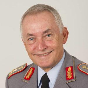 Генерал-лейтенант Михаель ТЕМПЕЛЬ