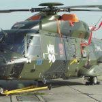 Многоцелевой вертолет NH 90