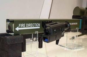 Управляемая ракета Enforcer