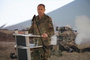 Генерал-лейтенант Франк ЛЯЙДЕРБЕРГЕР