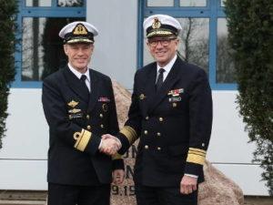 Военное сотрудничество ВМС Германии и Норвегии