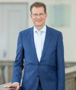 Госсекретарь министерства обороны Германии Ральф БРАУКЗИПЕ