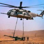 Тяжелый транспортный вертолет CH-53K