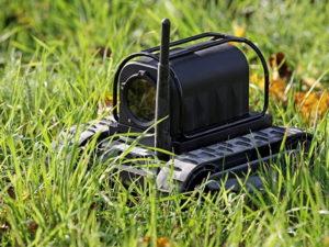 Разведывательная система RABE с видеокамерой
