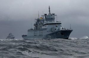 Фрегат F125 ВМС Германии