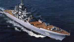 Крейсер проекта 11442М Адмирал Нахимов