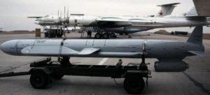 Крылатая ракета Х-55