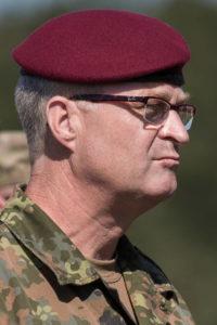 Генерал-лейтенант Эберхард ЦОРН