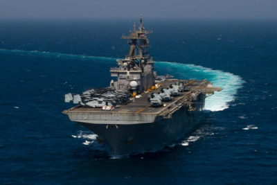Авианосец USS Essex