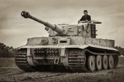 PzKpfWg VI Tiger E