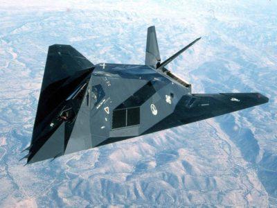Истребитель F-117