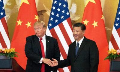 Д. Трамп и Си Цзиньпин