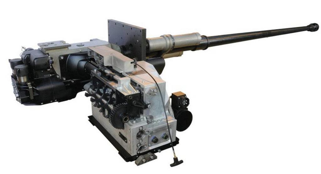 Пушка CTAS