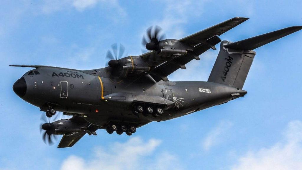 Военно-транспортный самолет A400M