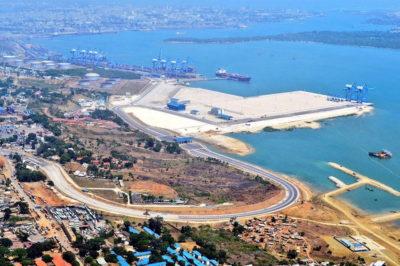 Порт Момбаса