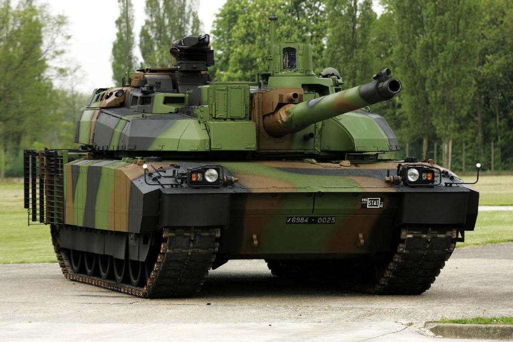 ОБТ AMX-56 Леклер