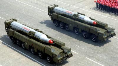 Баллистические ракеты КНДР