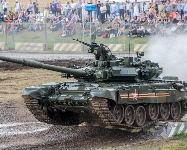 ОБТ T-90