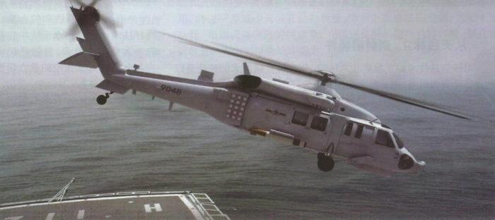 Вертолет ПЛО Z-20