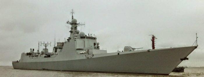 Эсминец проекта 052С