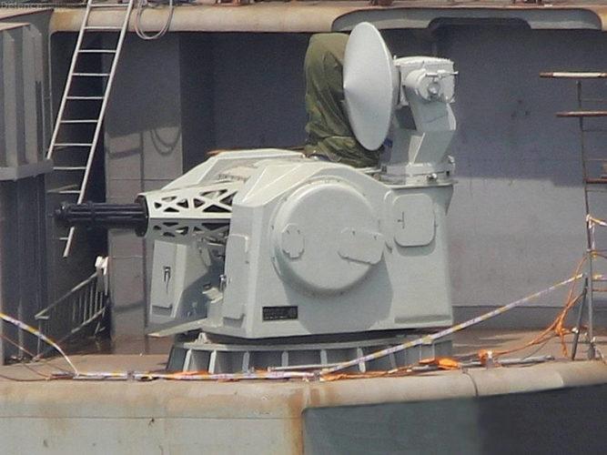 Зенитная установка тип 1130