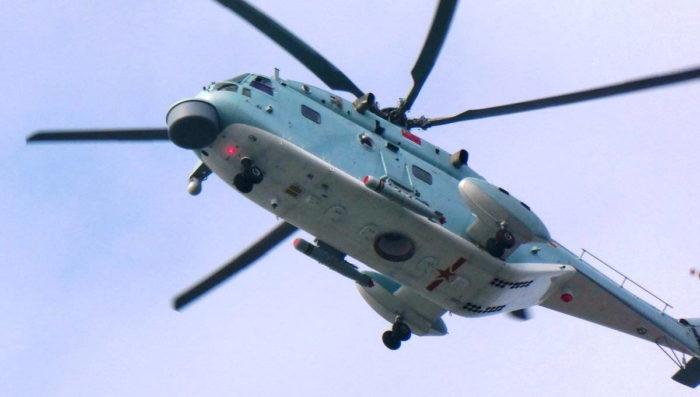 Вертолет ПЛО Z-18F