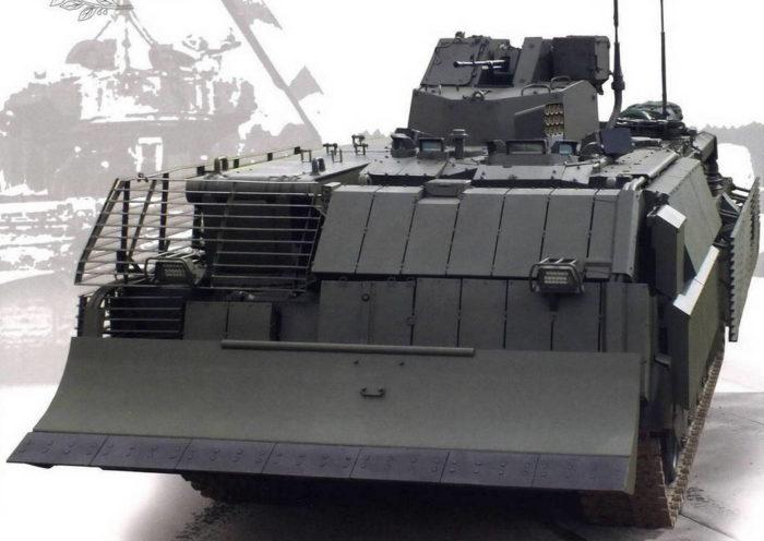 Ремонтно-эвакуационная машина Т-16