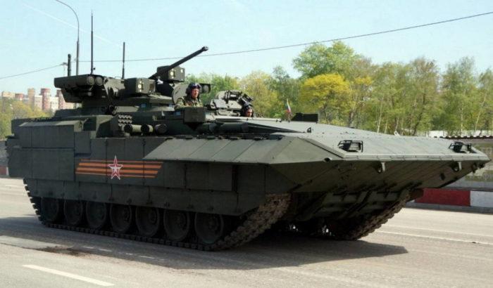 Тяжелая БМП Т-15