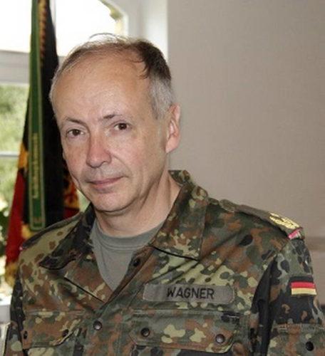 Генерал-майор Норберт ВАГНЕР
