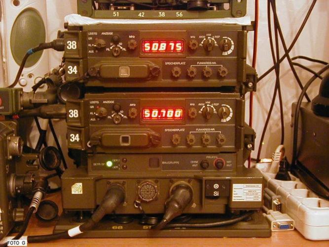 Радиостанция SEM 80/90