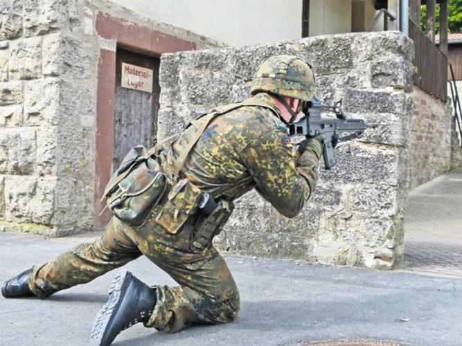 Приемы стрельбы по опыту Афганистана
