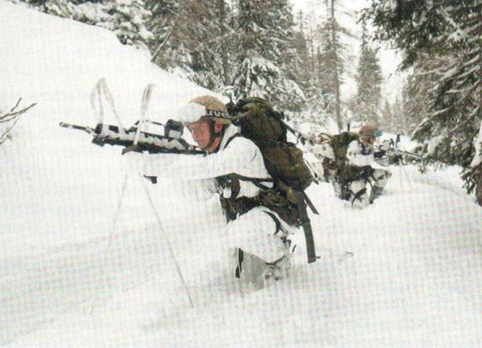 Одиночная стрелковая подготовка в составе подразделения