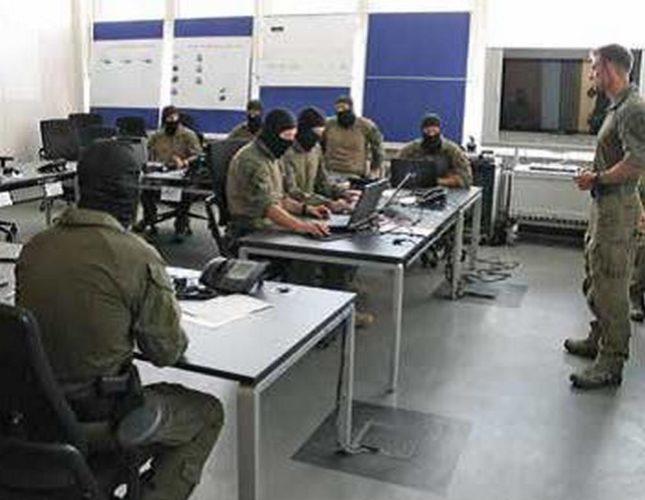 Подготовка в учебном классе